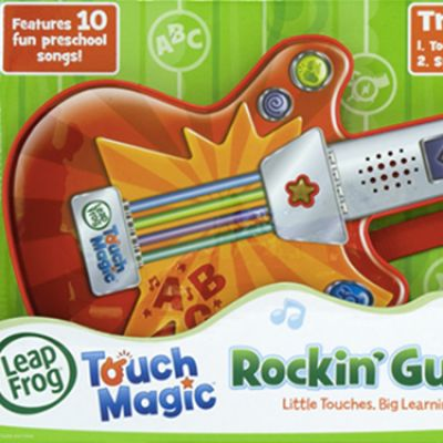 Leapfrog Toys Touch Magic Rockin Guitar CR