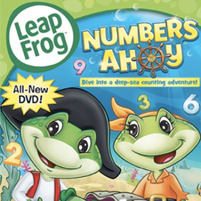 Leapfrog Video Numbers Ahoy CR