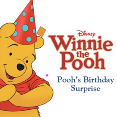 Mighty Play Pooh's Birthday Surprise CR