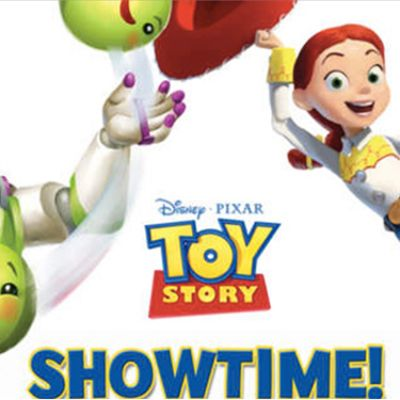 Mighty Play Toy Story Showtime! CR