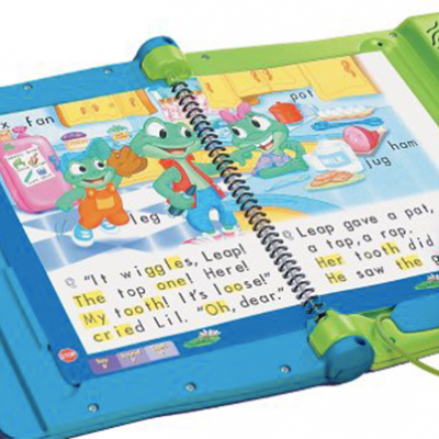Leapfrog LeapPad LeapPad Learning System CR