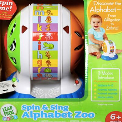 Leapfrog learn groove action station catering