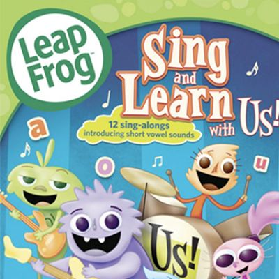 Leapfrog Video Sing And Learn With Us CR